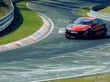 Renault Mégane RS : tentative de record sur le Nürburgring