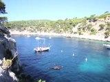 Plongeons de haut vol - Session 1 - 08/08/2010 - 19 mètres