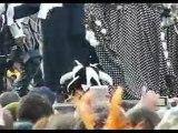 Dedilé de masques pendant le carnaval de Venise