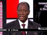 Alassane Ouattara : exactions
