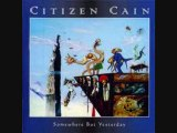 Citizen Cain - Somewhere but Yesterday (Owls-Obsessions-The Ballad Of Creepy John-Echoes/The Labyrinth Penumbra-All The Sin's Men-Farewell-A Word In Your Ear