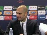 Rueda de Prensa de Pep Guardiola (Final Champions League 2011)