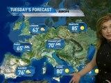 European Vacation Forecast - 05/28/2011