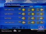 TWC Satellite Local Forecast from June 2005 Daytime #13