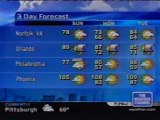 TWC Satellite Local Forecast from June 2005 Daytime #14