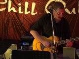 """Duo acoustique CHILL OUT """" Comfortably Numb """" (solo guitare) Concert au Plaza Café mai 2011"""