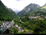 Orage à Etsaut et Borce dans les pyrenées le 29 mai 2011