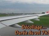 Décollage de Aéroport de Montréal pour Zurich