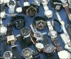Policía desmantela una banda de relojes falsos
