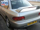 Occasion Subaru Impreza Clayes-sous-Bois