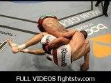 Barao vs Escovedo fight video