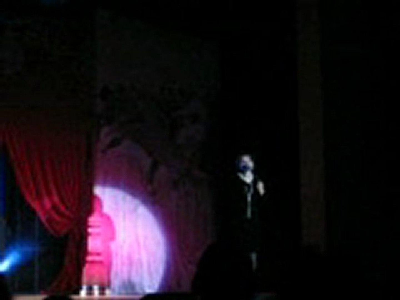 severina chante piaf  Casting JVSCAZ Saison #2