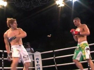100%FIGHT 5 - coulisses PATRICK VALLÉE vs CHARLES ANDRADE