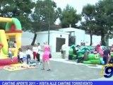 Cantine Aperte 2011 | Visita alla cantine Torrevento