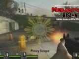 Maverick Vision Teaser 6- Pinoy Scope- Left4Dead2