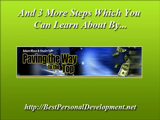Best Personal Development  – Discover The Secrets Paving The Wa