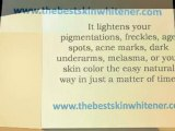 Natural Skin Whitener:  Best Whitener