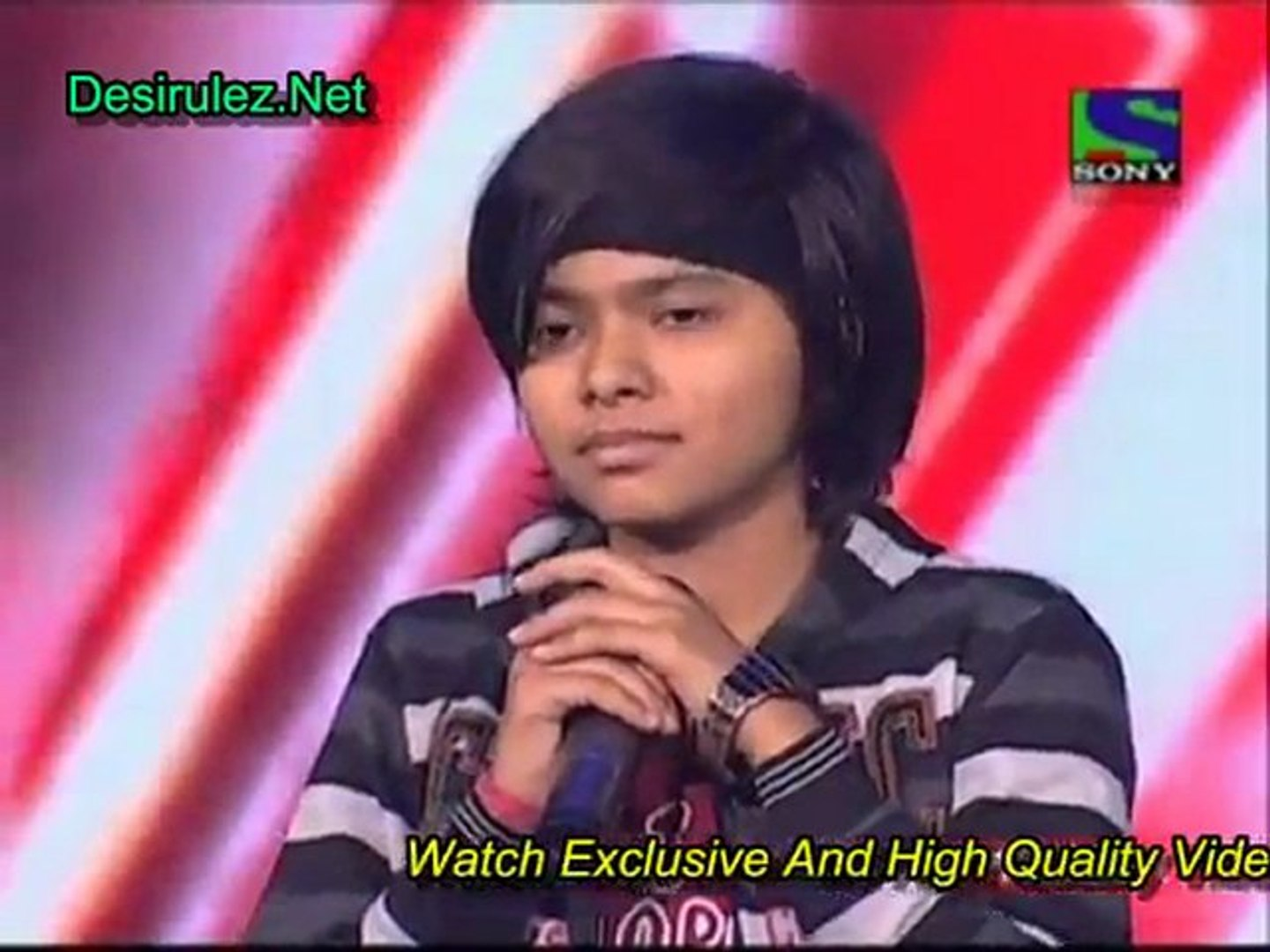 X Factor India - [Delhi Audition] - 31st May 2011- 31st May 2011 Part1
