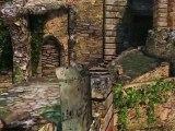 Uncharted 3 Drake's Deception - French Chateau  (le château français) - Carte multijoueur