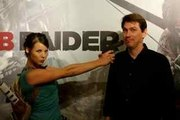 Lara does Lara Croft Interview for Tomb Raider (2012) at E3 - a Dailymotion Exclusive