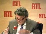 Jean-Louis Borloo, président du Parti Radical, invité de RTL (9 juin 2011)