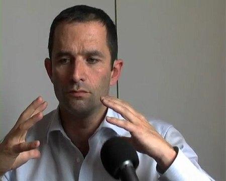 """Benoit Hamon (PS) - """"Les paradis fiscaux maintiennent l'opacité sur les flux financiers"""""""