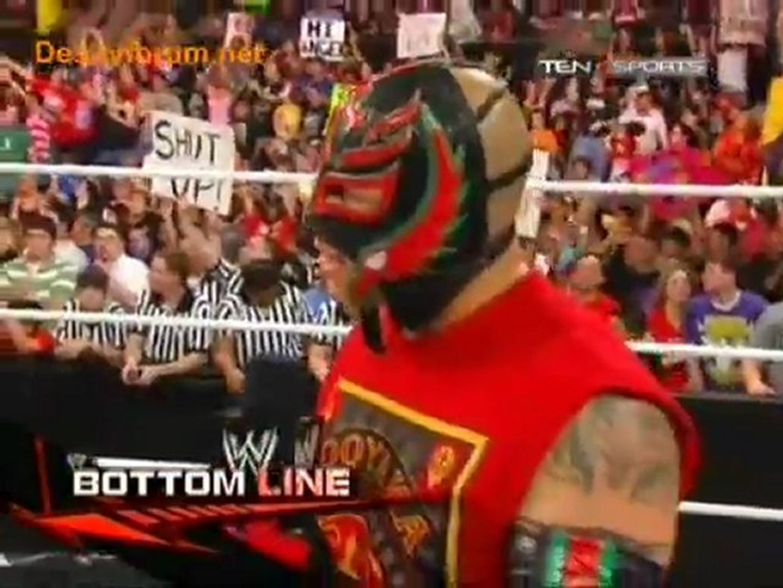 WWE Bottom Line - 1st June 2011 - Part1