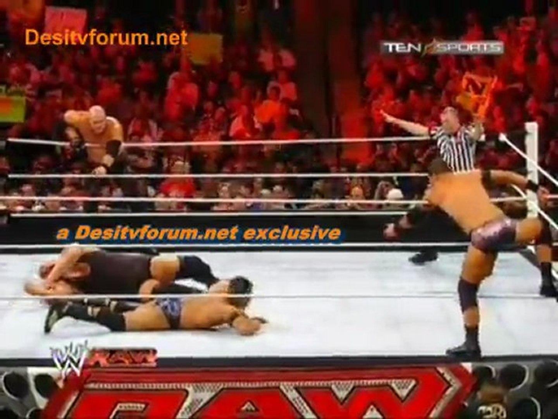 WWE Bottom Line - 1st June 2011 - Part2