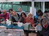 Un weekend de printemps à Vincennes : brocante et braderie de livres