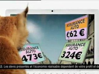 LeLynx.fr - Comparateur d'assurances auto, moto et santé (Pub City)