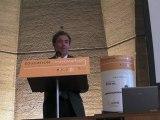 Luc Chatel clôture les Journées de l'innovation - UNESCO - 1er juin 2011