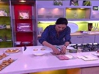 mini sandwich recette choumicha 2011 Sandwich giant eclipses McDonald's - A sandwich that's a fountain and more good ideas at NADA