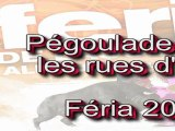 Alès Féria 2011 - Pégoulade dans les rues de la ville