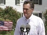 Etats-Unis: le républicain Mitt Romney candidat à la Maison Blanche