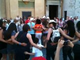 Flashmob Niçois