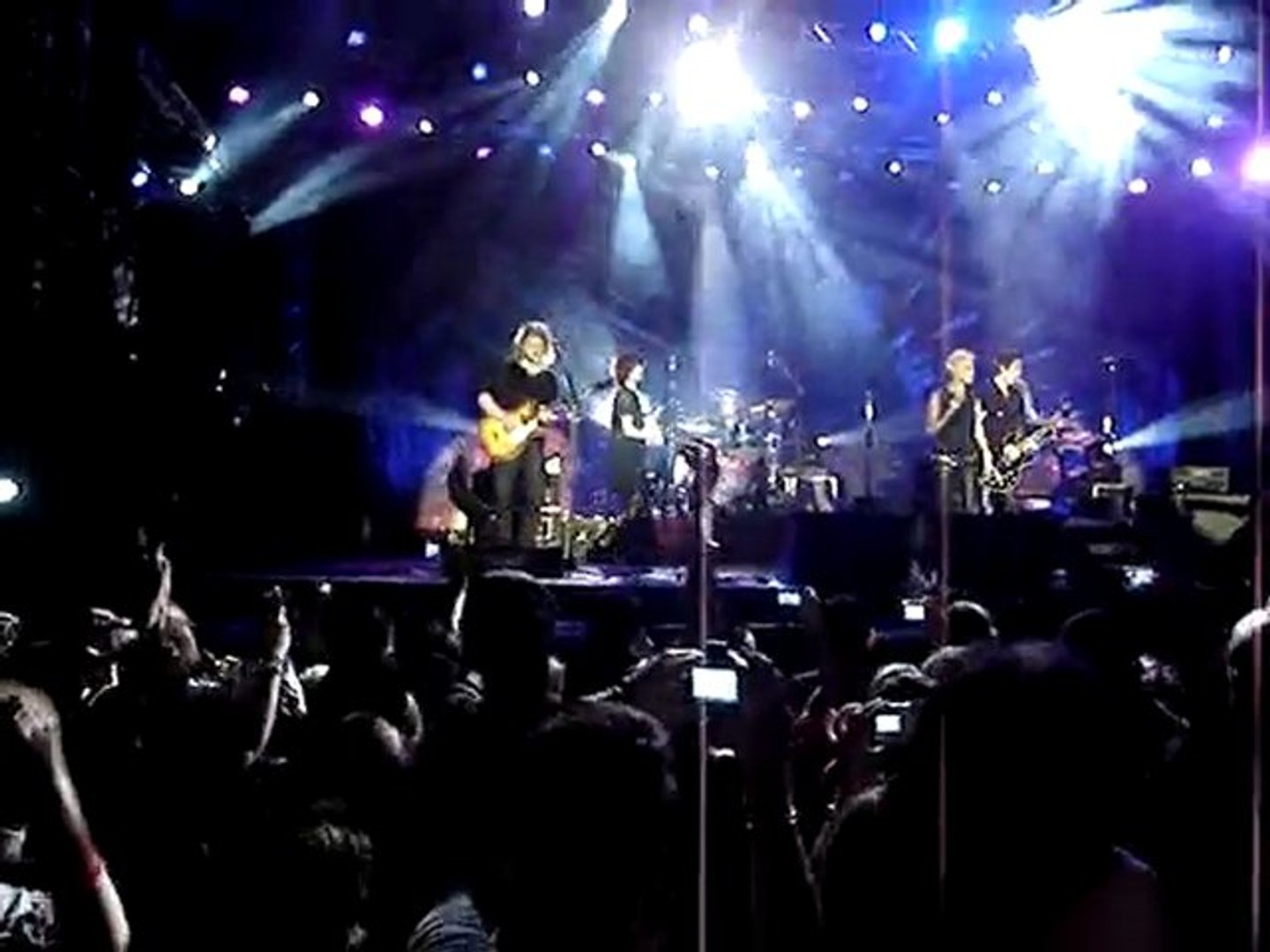 Way Out and Listen to Your  Heart Roxette Porto Alegre Show