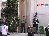 Andria, 2 giugno 2011: Festa della Repubblica e l'inaugurazione della Vittoria Alata