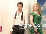 Matt Bomer [White Collar] & Piper Perabo [CovertAffairs] TV Guide Photoshoot