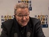 L'Entretien du Cardinal - Radio Notre Dame - 04/06/2011