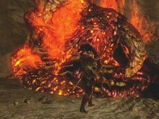 Gameplay Trailer de Dark Souls