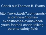 Thomas B. Evans - Thomas B. Evans Baseball Coach