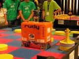 Festival Artec : coupe de France de robotique