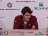 "Federer: ""Posso arrivare in finale"""