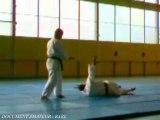 Démonstration de Uechi-Ryû Karaté-Do à Aulnay-sous-bois - juin 2003