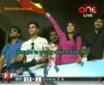 Mumbai Heroes vs. Karnatka Bulldozers - Mumbai Heroes Inning Ov03