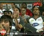 Mumbai Heroes vs. Karnatka Bulldozers - Mumbai Heroes Inning Ov04