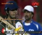 Mumbai Heroes vs. Karnatka Bulldozers - Mumbai Heroes Inning Ov07