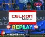 Mumbai Heroes vs. Karnatka Bulldozers - Mumbai Heroes Inning Ov16