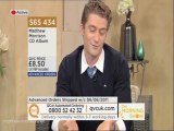Matthew Morrison on QVC full interview - part 1
