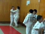 Uchikomi des enfants japonais